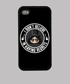 Slash Regrets Funda iPhone 4/4s