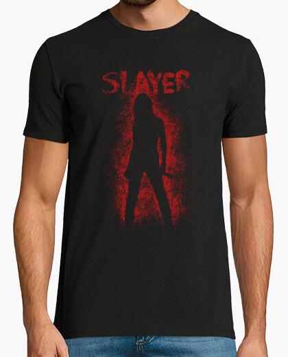 Tee-shirt slayer