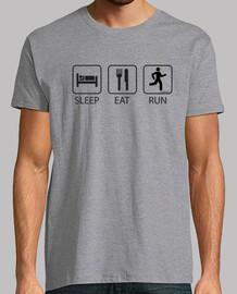 Sleep Eat and Run Hombre