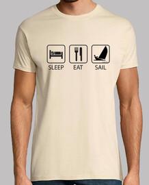 Sleep Eat and Sail Hombre