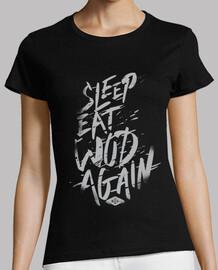 sleep, eat, wod, vol again. 3