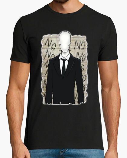 Camiseta SLENDERMAN HOMBRE MANGA CORTA