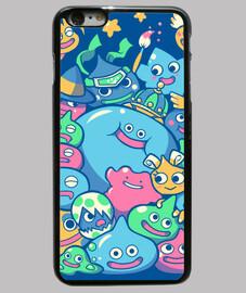 slime party - étui pour téléphone