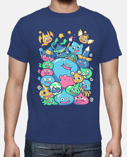 Slime Party - Mens shirt