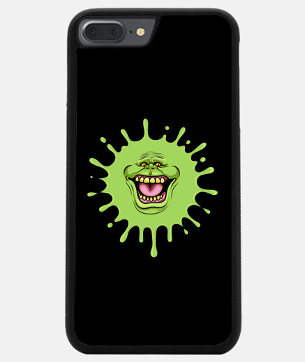 slimed ghostbusters phone case