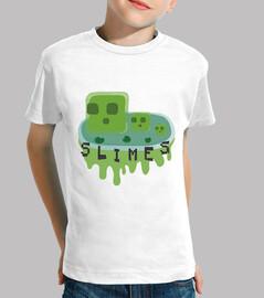 Slimes in the pool