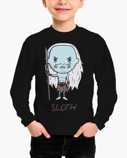 Ropa infantil Sloth- Camiseta niño