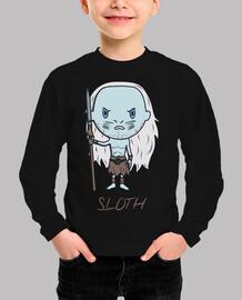Sloth- Camiseta niño