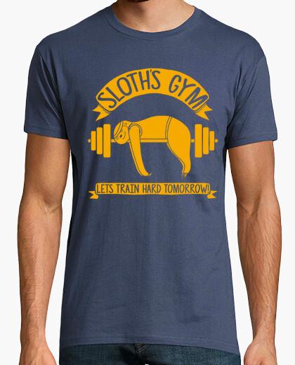 Camiseta Sloth Gym