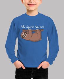 Sloth is My Spirit Animal