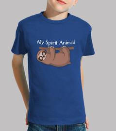 sloth is my spirit animals