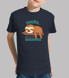 sloth sleeping shirt