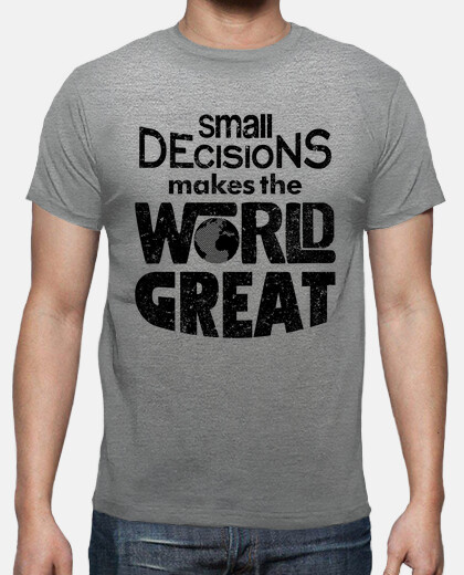 Small decisions