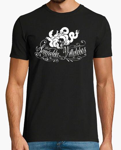 Smarelda villalobos guy logo t-shirt