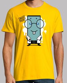 Smartphone? t-shirt Amarillo Mostaza