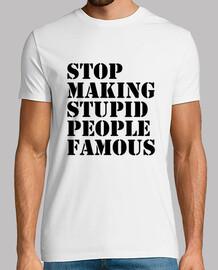 smettere di fare stupidi people famous