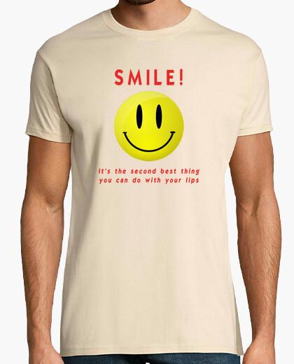 Camiseta Smile!