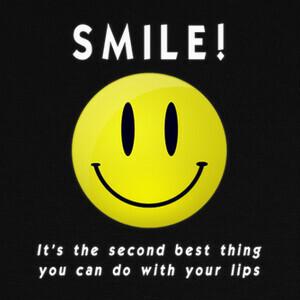 Camisetas Smile!