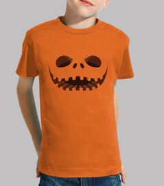 smile halloween pumpkin
