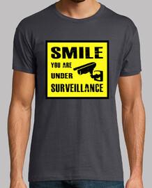 smile you are under surveillance