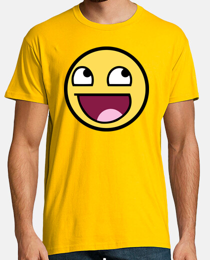 Camisetas Smiley.