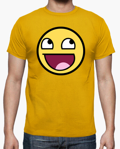 Camiseta Smiley.
