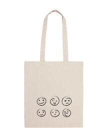 Smileys white