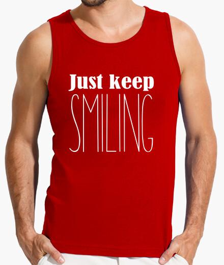 Camiseta Smiling