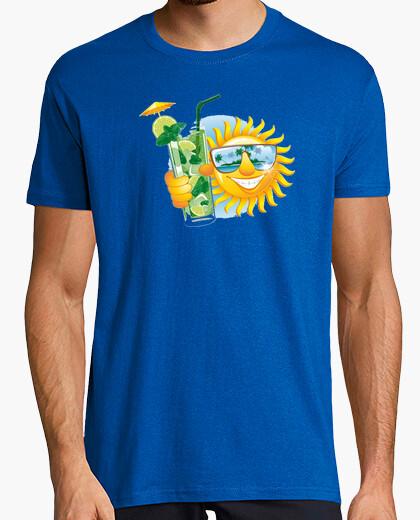 Camiseta Smiling Sun