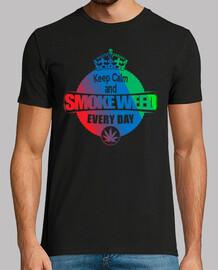 smoke weed quotidiana