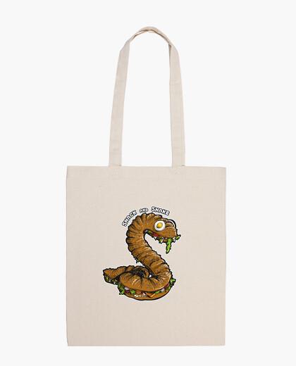 Sac Snake and Snack