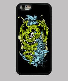 snake dragon (gefärbt)