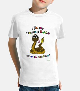 snake t-shirt for kids