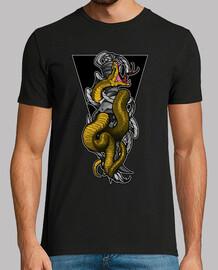 snake tattoo o