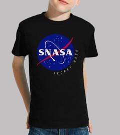 SNASA (Secret NASA)