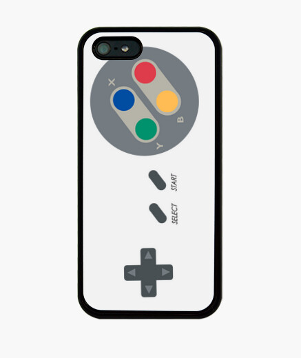 Snes pad iphone cases