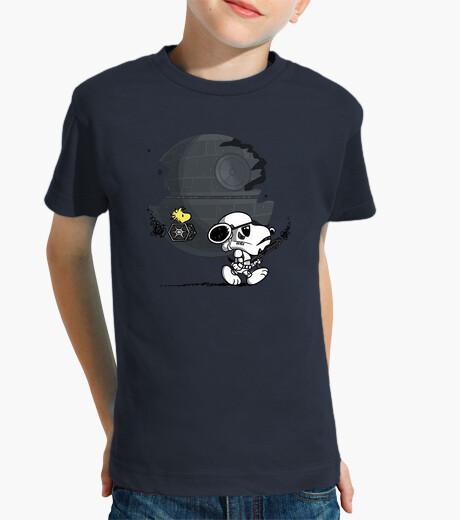 Ropa infantil Snooptrooper - camiseta