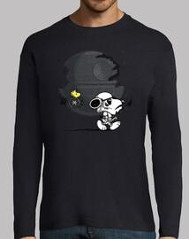 Snooptrooper - Camiseta de manga larga