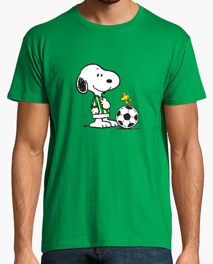 Camiseta Snoopy Bético