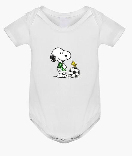 Ropa infantil Snoopy Bético