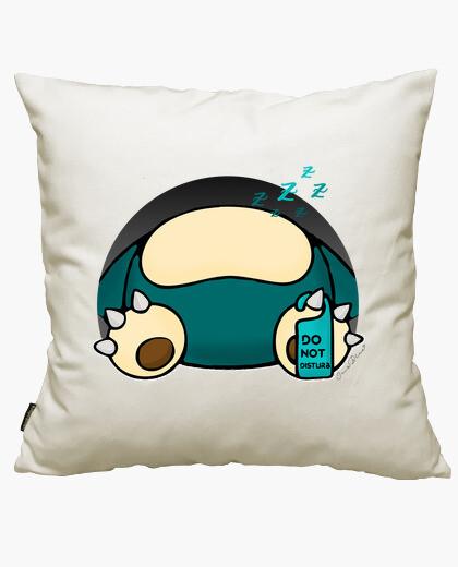 Snorlax cushion cover