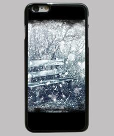 Snow - Funda iPhone 6 PLUS