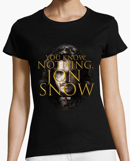 Camiseta Snow - GOT