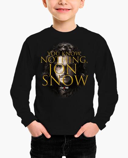 Ropa infantil Snow - GOT