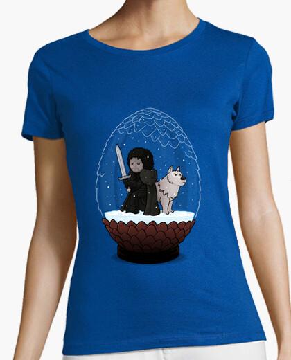 Camiseta Snow is coming