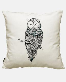 snow owl poetisch