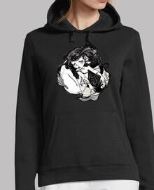 Snow white mermaid
