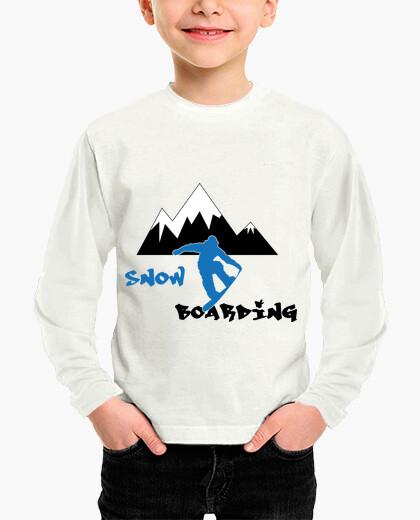 Ropa infantil snowboard / snowboard