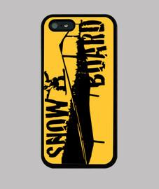 snowboard iphone