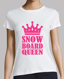 snowboard queen champion